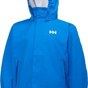 Helly Hansen Jr Loke Packable Jacket Kuoritakki Sininen