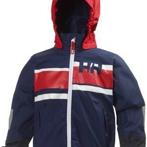 Helly Hansen Kids Alby Jacket Purjehdustakki Navy