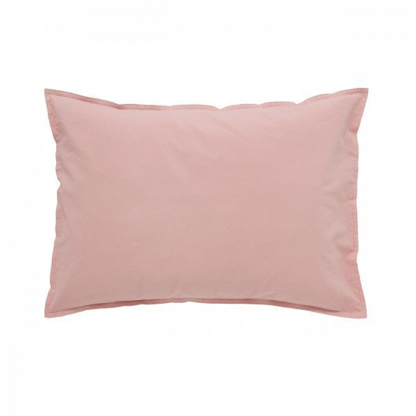 Hemtex Baby Smooth Eco 38x55cm Pillowcase Smooth Roosa