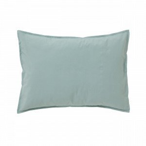 Hemtex Baby Smooth Eco 38x55cm Pillowcase Smooth Sininen
