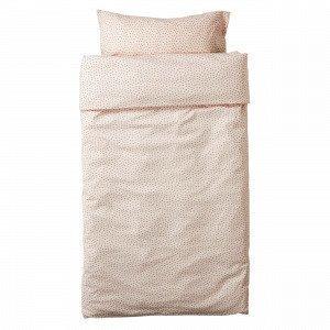 Hemtex Baby Twinkle Eco 100x130 55x35cm Bedset Roosa 100x130cm