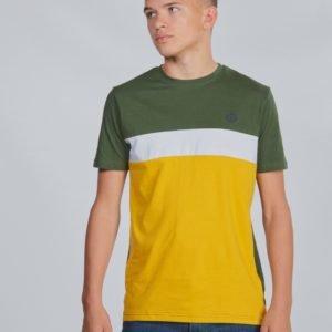 Henri Lloyd Cut And Sew T Shirt T-Paita Kirjava