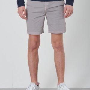 Henri Lloyd Garment Dyed Chino Short Shortsit Harmaa