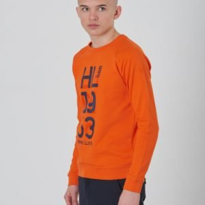 Henri Lloyd Lb 1963 Graphic Crew Sweat Neule Punainen