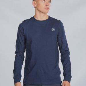 Henri Lloyd Radar Club Ls T Shirt Neule Sininen