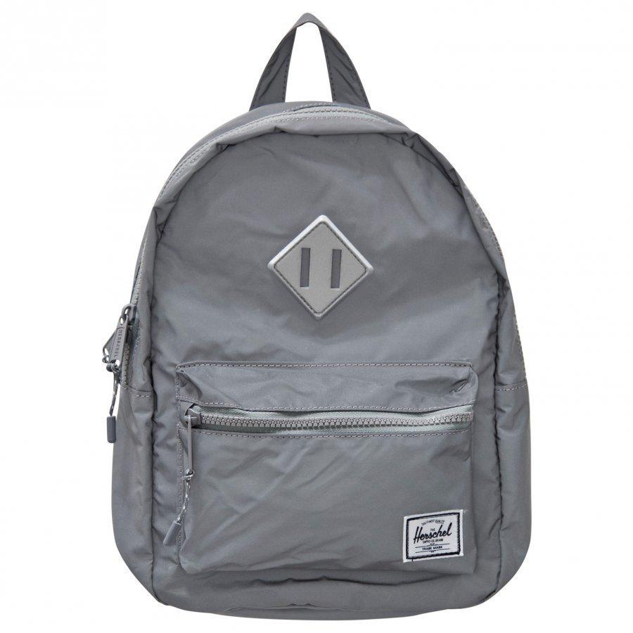 Herschel Heritage Kids Backpack Reflective Silver Reppu