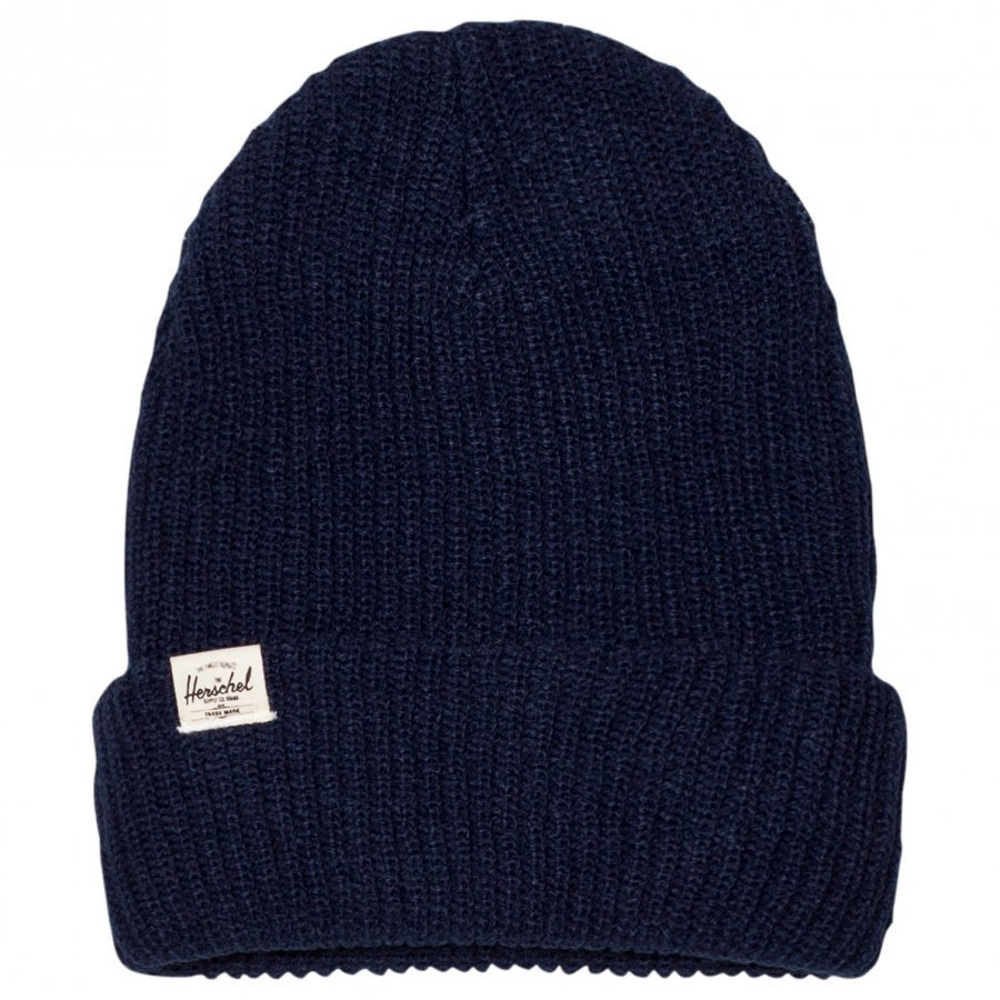 Herschel Quartz Youth Beanie Navy Lippis