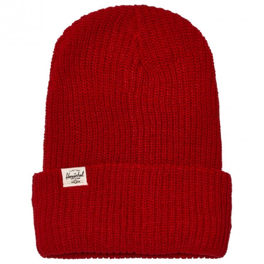 Herschel Quartz Youth Beanie Red Lippis