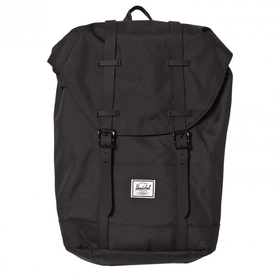 Herschel Retreat Youth Backpack Black Reppu