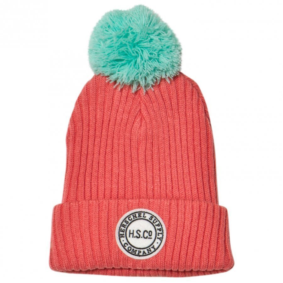 Herschel Sepp Youth Beanie Strawberry Ice/Lucite Green Lippis