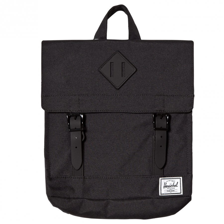 Herschel Survey Backpack Black Reppu