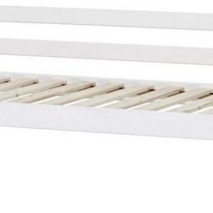 HoppeKids Sohvasänky Basic Valkoinen 70 x 160 cm