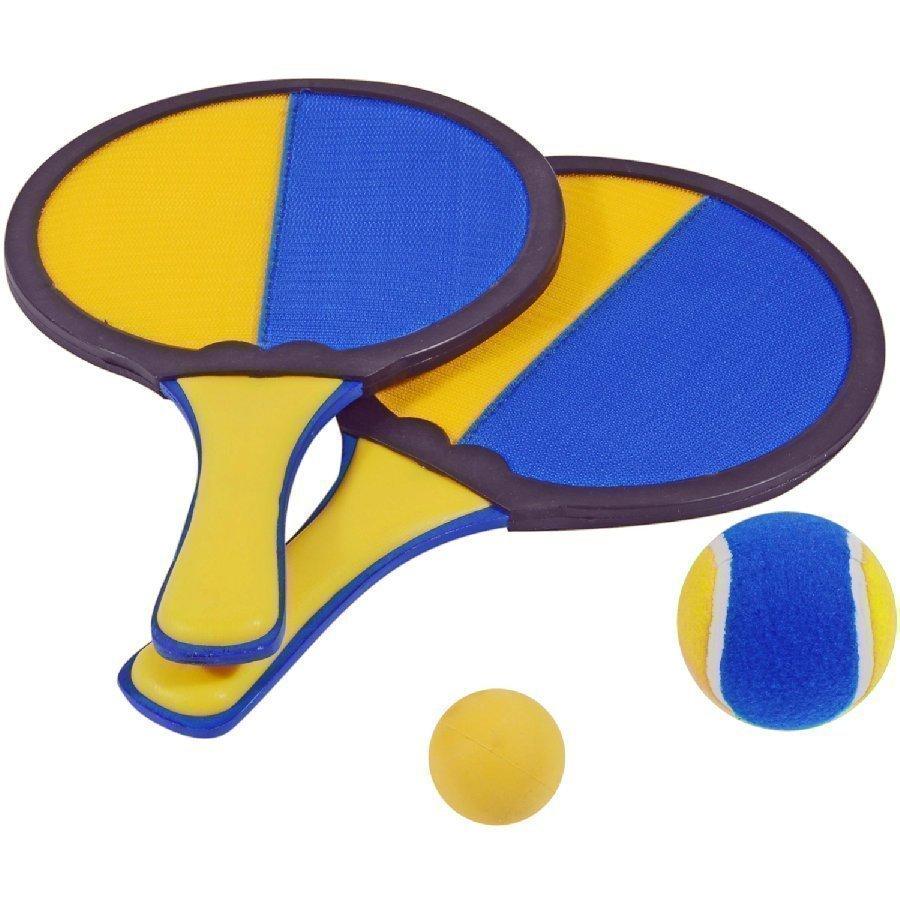 Hudora Beachball Setti 2 Mailaa 2 Palloa 77465