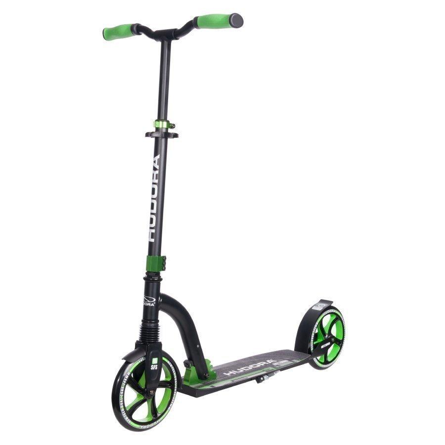 Hudora Big Wheel Flex 200 Potkulauta Vihreä