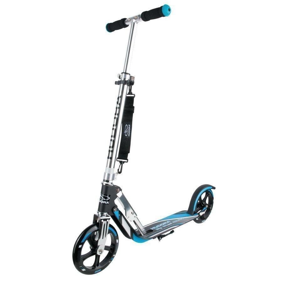 Hudora Big Wheel Rx Pro 205 Potkulauta Musta / Sininen