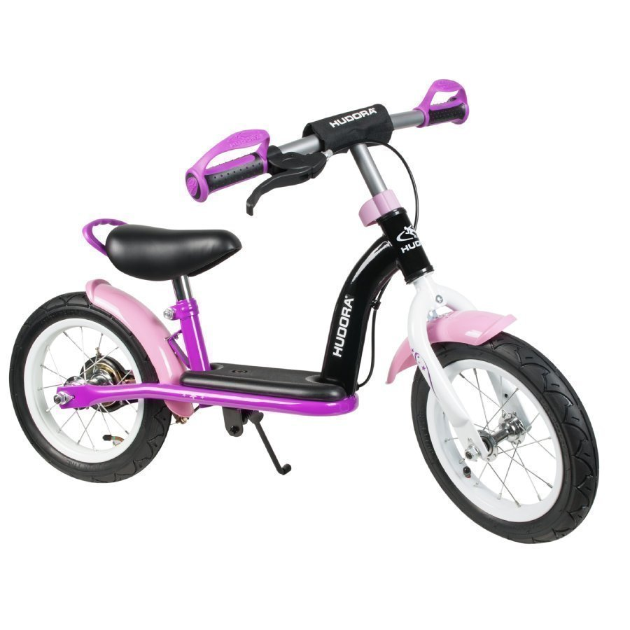 Hudora Cruiser Girl 12 Potkupyörä Pinkki