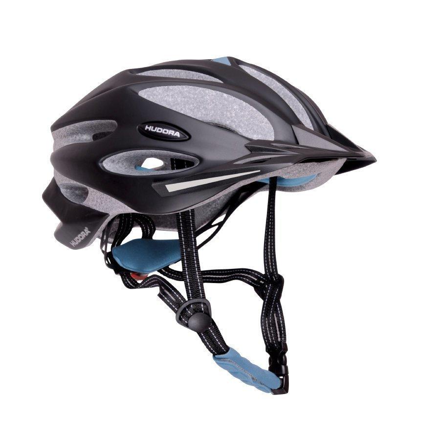 Hudora Kypärä Granit 55 58 Musta / Sininen