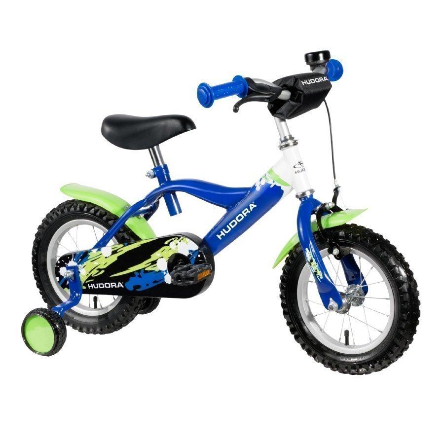 Hudora Lastenpolkupyörä 12 Sininen / Vihreä