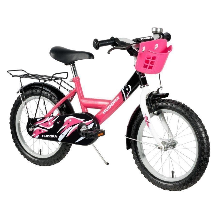 Hudora Lastenpolkupyörä 16 Pinkki