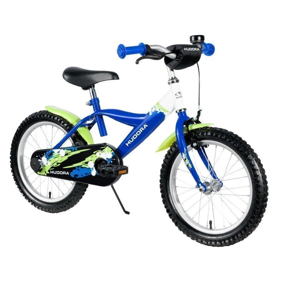 Hudora Lastenpolkupyörä 16 Vihreä / Sininen