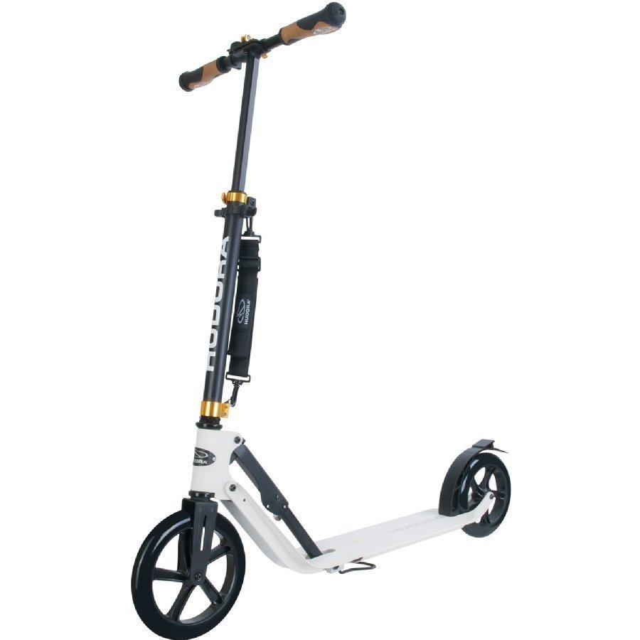 Hudora Potkulauta Big Wheel Style 230 Valkoinen 14236