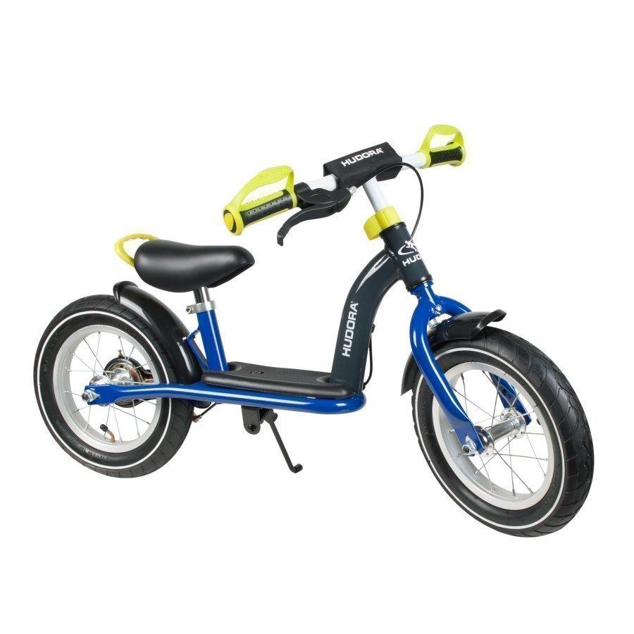 Hudora Potkupyörä Cruiser Boy 12 Alumiini Sininen / Keltainen