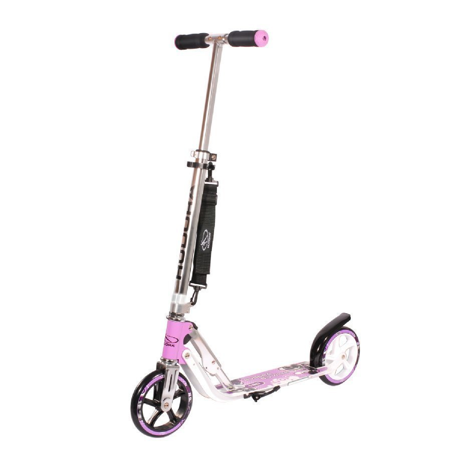 Hudora Scooter Big Wheel 180 Potkulauta Lila