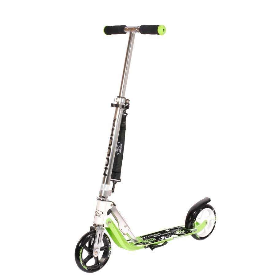 Hudora Scooter Big Wheel 180 Potkulauta Vihreä