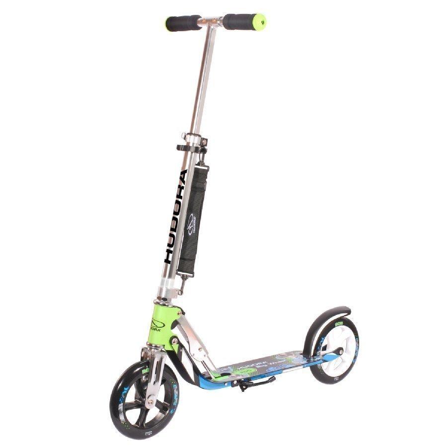 Hudora Scooter Big Wheel 205 Potkulauta Sininen / Vihreä