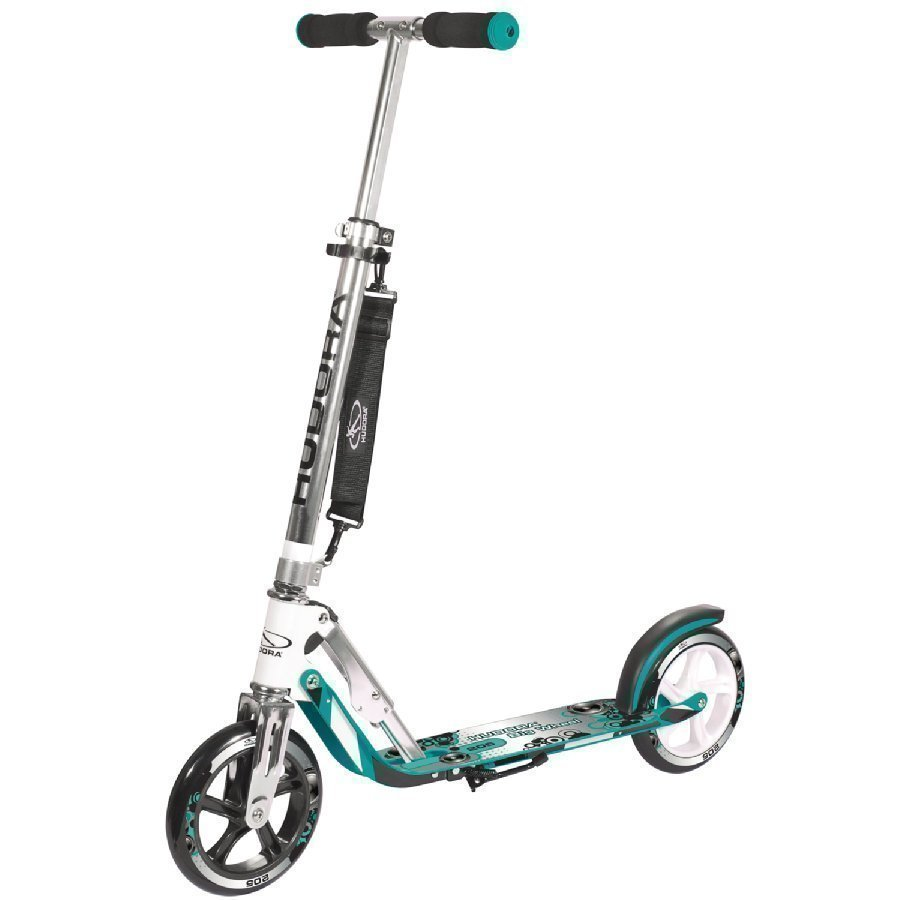 Hudora Scooter Big Wheel 205 Potkulauta Turkoosi