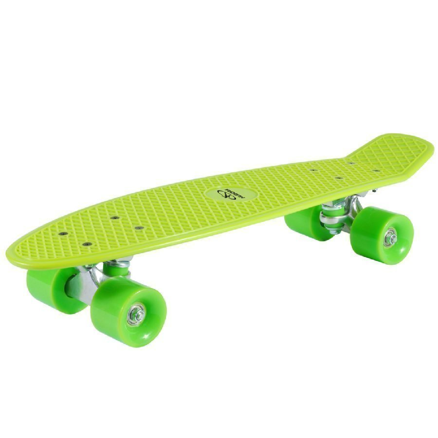 Hudora Skeittilauta Retro Lemon Green 12136