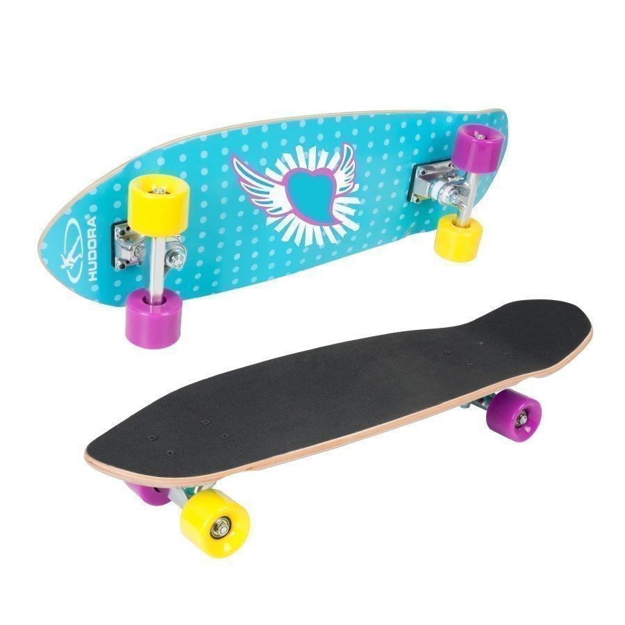 Hudora Skeittilauta Skate Wonders Cruiser Abec 7