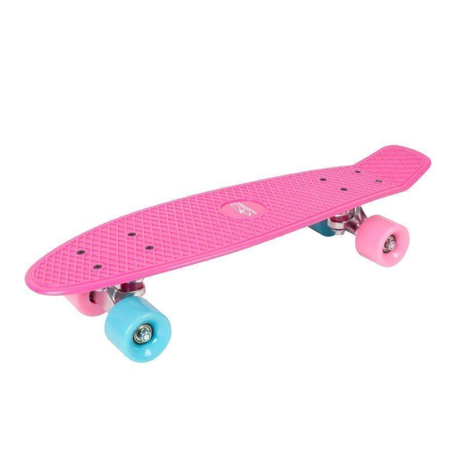 Hudora Skeittilauta Skate Wonders Retro Rosa