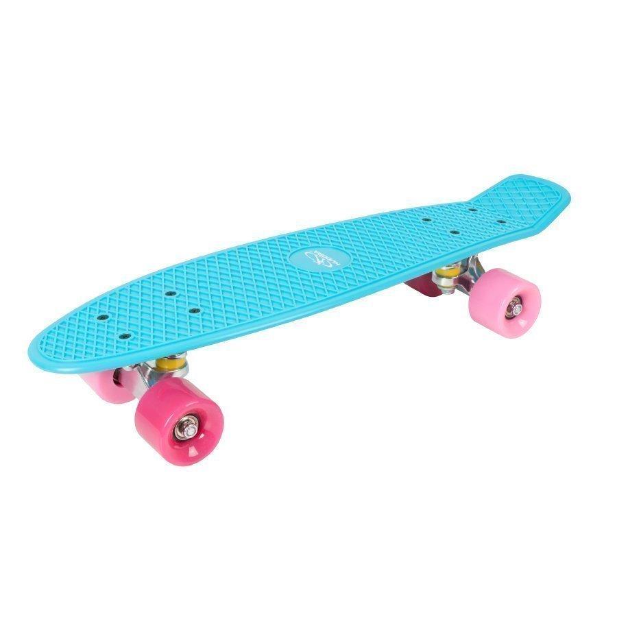 Hudora Skeittilauta Skate Wonders Retro Turkoosi