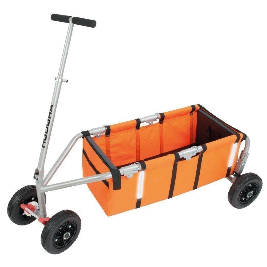Hudora Vetokärry 9 Oranssi Kompakti 10329