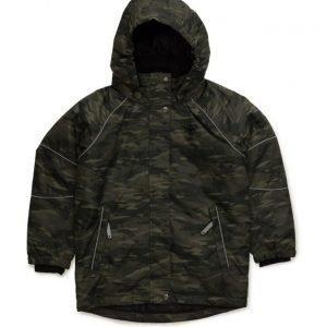 Hummel Camo Jacket