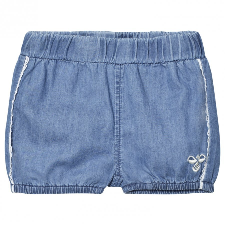 Hummel Dorit Shorts Denim Farkkushortsit