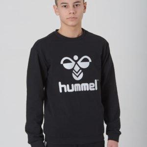 Hummel Dos Sweatshirt Neule Musta