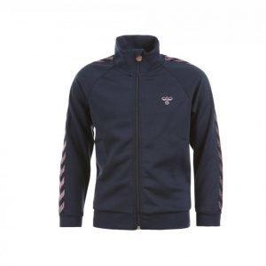 Hummel Elga Zip Jacket Junior Vetoketjullinen Pusero Sininen