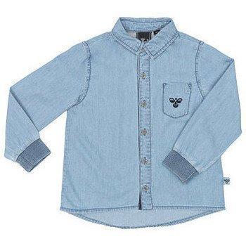 Hummel Fashion kauluspaita pitkähihainen paitapusero