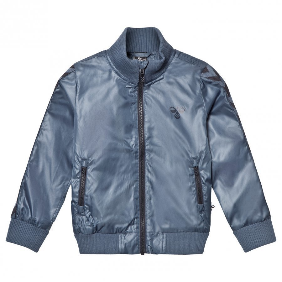 Hummel Hansen Jacket China Blue Kuoritakki