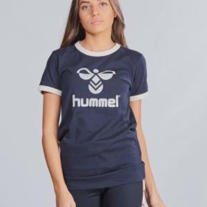 Hummel Hmlkamma T Shirt S/S T-Paita Sininen