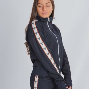 Hummel Hmlmia Zip Jacket Neule Sininen