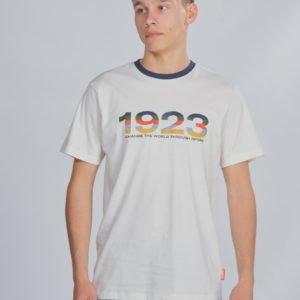Hummel Hmlniko T Shirt S/S T-Paita Valkoinen