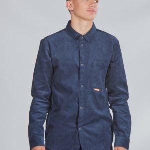 Hummel Hmlpelle Shirt Kauluspaita Sininen