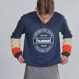 Hummel Hmlramsey Sweatshirt Neule Sininen
