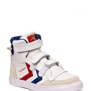 Hummel Hummel Stadil Jr Leather High