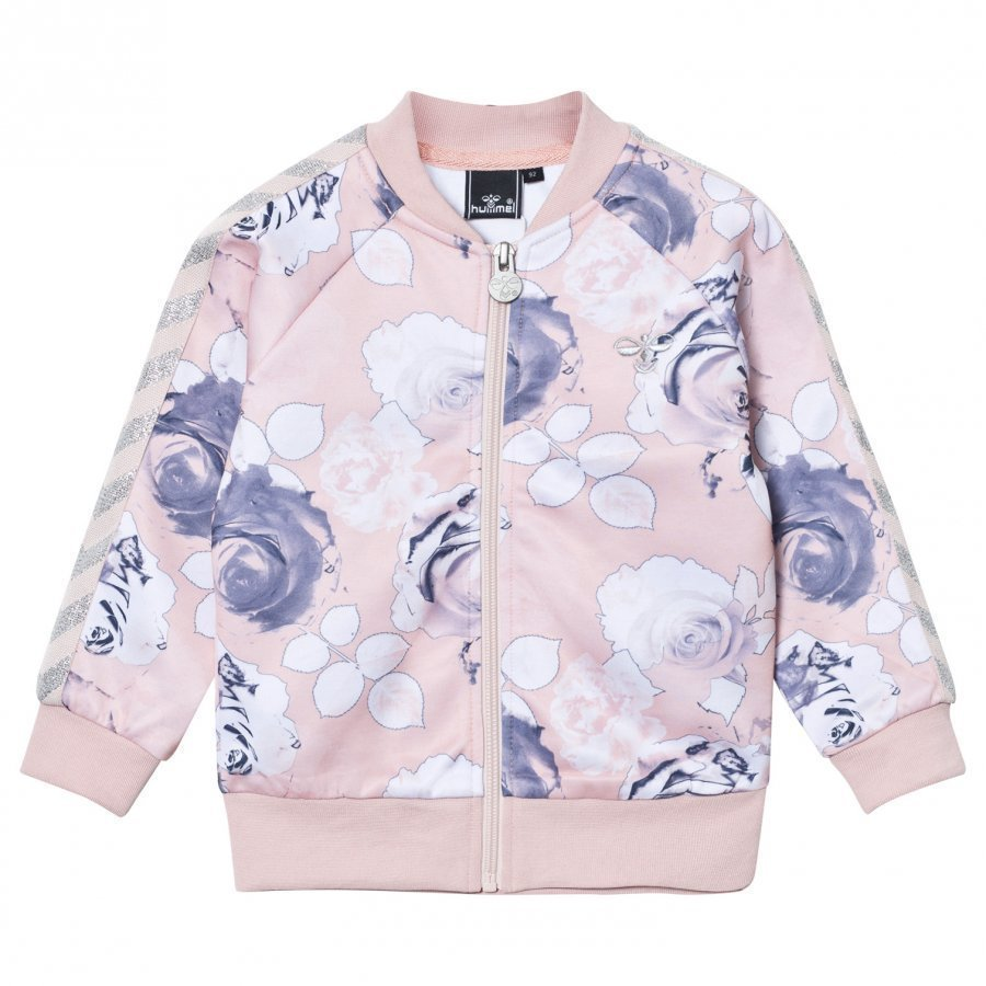 Hummel Ida Zip Jacket Multi Color Neuletakki