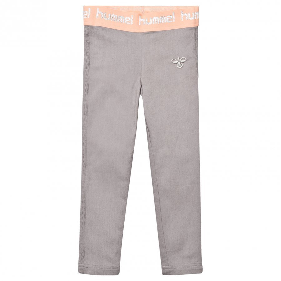 Hummel Iris Pants Frost Gray Housut
