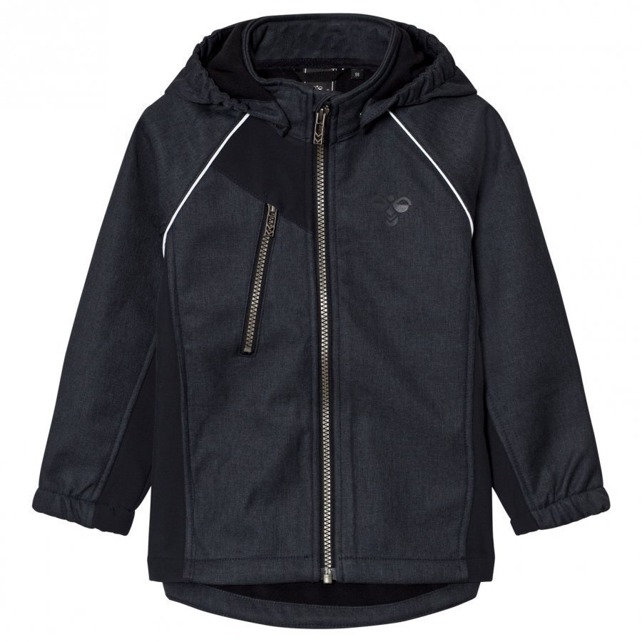 Hummel Nicco Softshell Jacket Dark Navy Kuoritakki